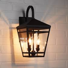 outdoor wall sconces wall mount porch