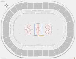 Verizon Center Seating Chart With Rows And Seat Numbers Keybank Center Detailed Seating Chart With Seat Numbers