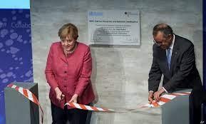 Global Pandemic Hub in Berlin ...