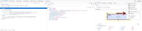 Settings - Firefox Developer Tools | MDN