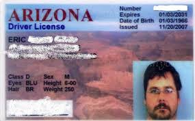 Expiration Drivers Arizona Date License Of