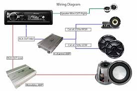 pioneer deh 80 prs 3way sub (7 channel) sq setup Piezo Tweeter Wiring at Speaker And Tweeter Wiring Diagram