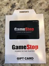 50 gamestop gift card 1 of 1 see more