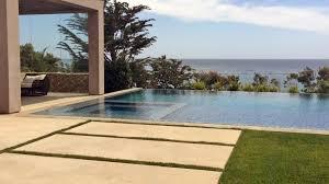 Malibu Infinity Pool Ocean View House YouTube