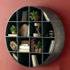 circular wall shelf circle wall shelf circular wall shelf circle wall shelf spherical shelving unit reclaimed circular wall shelf