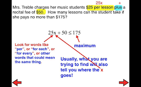 29 FLIPPED Solving Word Problems with Two-Step Inequalities - YouTube