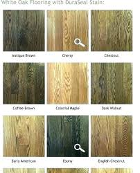 Gel Stain Color Chart Pine Wood Stain Color Chart Carrierlist Co