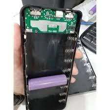 Box sạc dự phòng chân cắm Type c sạc siêu nhanh 8 cell dùng pin 18650, mạch  sạc nhanh 2a chưa pin chính hãng 47,000đ