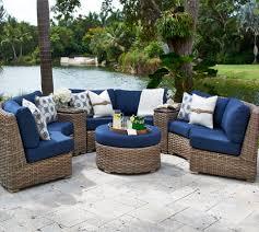 Attractive Outdoor Furniture Seating Deep Seating Wicker Patio Outdoor Patio Furniture Sectionals