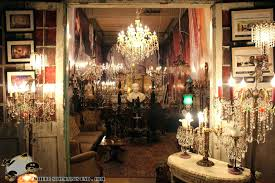 paris flea market chandeliers cool visual comfort