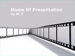 Movie Powerpoint Template Movie Powerpoint Templates