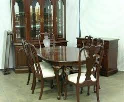 ethan allen dining dining room sets used ethan allen dining tables and chairs on