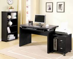 side view office set. simple side view office set black contemporary home larger throughout inspiration