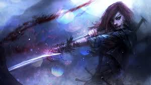 Katarina League Of Legends Wallpaper ...