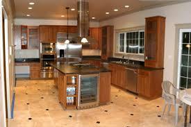 Wonderful Kitchen Floor Ceramic Tile Kitchen Floor Idea Using Ceramic Tiles  Home Design Ideas