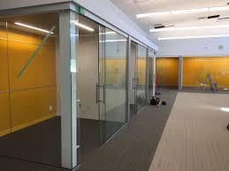 office glass walls. Sliding Glass Doors Walls Colored Writing Board Office U