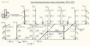 Курсовая работа Инженерные сети Отопление