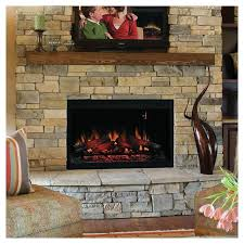 classic flame 36 built in wall mount electric fireplace insert reviews wayfair