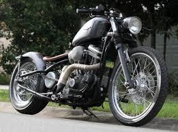 xl sportster chopper bobber rigid drop seat hardtail motorcycle