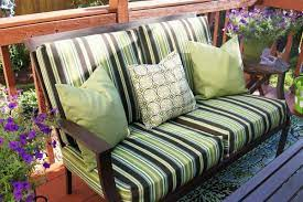 cost to reupholster outdoor cushions