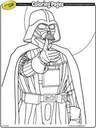 Small Picture MOMMY BLOG EXPERT Free Star Wars Crayola Coloring Pages Darth