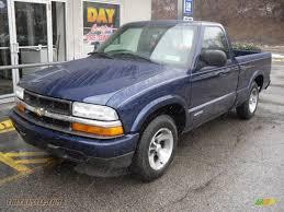2003 Chevrolet S10 LS Regular Cab in Indigo Blue Metallic - 271692 ...