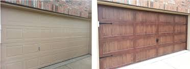 wood look garage door. Plain Look Throughout Wood Look Garage Door
