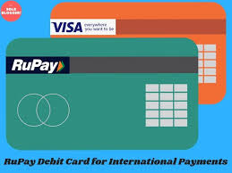 how to enable rupay debit card for