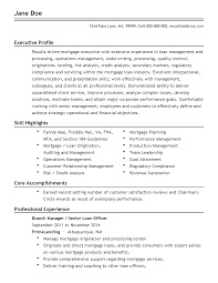 Awesome Collection Of Loan Originator Resume Top 8 Mercial Loan