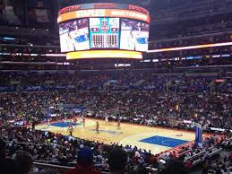 Staples Center Section Pr2 Row 7 Seat 3 Los Angeles