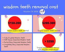 They have more training to handle complications if any arise. Wisdom Teeth Removal Cost Houston Tx C 2020 Keemsmile