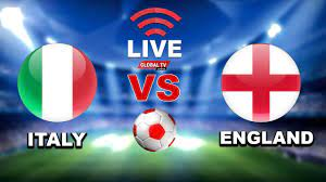 ?#LIVE: ITALY vs ENGLAND ( 1- 1 ...