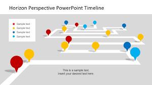Sample Powerpoint Timeline Horizon Perspective PowerPoint Timeline SlideModel 14