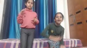 Anvita Pandey # Mayurika Agrawal # Study town # Dance in pollution song -  YouTube