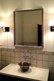 custom wall mirrors custom framed mirror framed wall mirrors and framed bathroom mirrors in custom custom wall mirrors