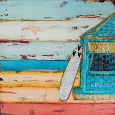 Ocean Colors Bedroom Beach Art Print Or Canvas Surfboard Beach Shack Ocean Decor Wall