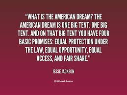 American Dreams Quotes