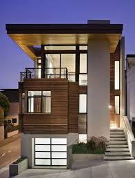 Small House Design Light Materials 1750 Sq Ft In San Francisco Just Looking At Form Light