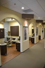 dental office colors. The Colors Are Warm, Soft And Bright. We Always Try To Introduce Details, Accents Lighting For Artwork Add Interest Space. Dental Office