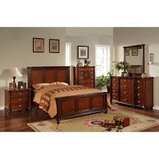Hamilton Bedroom Furniture Elements International Hamilton Bedroom Set With Optional Underbed