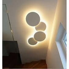 diy wall lighting. Arts LED Solar Wall Lamp Round Adornment Bedroom Villa Living Room Study DIY Lamps And Lanterns Diy Lighting