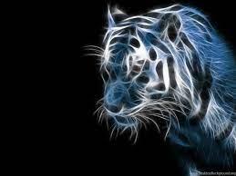 3D tiger wallpaper.jpg Desktop Background
