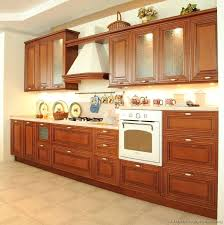 kitchens traditional medium wood cherry color kitchen cabinets paint cabinet wooden cleaners