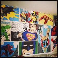 superhero breaking wall mural google search on marvel comic book wall mural with here s the best approach to designing your own accent wall