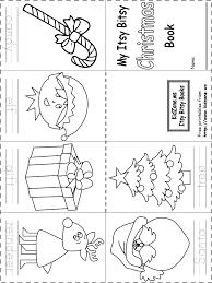 Christmas Worksheets For Kindergarten Free Worksheets Library ...
