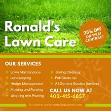 Lawn Mowing Ads Lawn Care And Lawn Mowing Advertisement