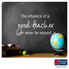 Good Teacher Quotes Interesting The Influence Of A Good Teacher 48millionmiler Quote Education