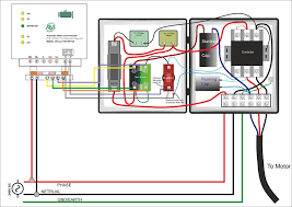 well pump control box wiring diagram single phase submersible omc outboard control box diagram at Control Box Diagram