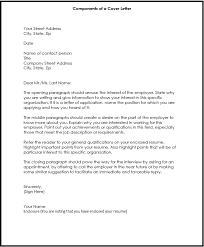 Examples Of Cover Letters For Resumes Classy UTRGV Cover Letter