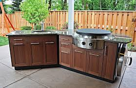 Elegant ... Creative Ideas Outdoor Kitchen Ideas On A Budget Excellent Top 5 Outdoor  Kitchen ...
